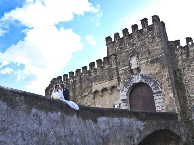 Il matrimonio di Peppe e Angela a Villaricca, Napoli 13