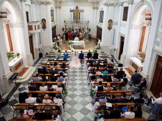 Il matrimonio di Samuele e Martina a Cadoneghe, Padova 17