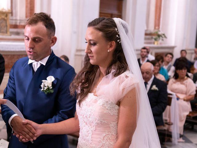 Il matrimonio di Samuele e Martina a Cadoneghe, Padova 19
