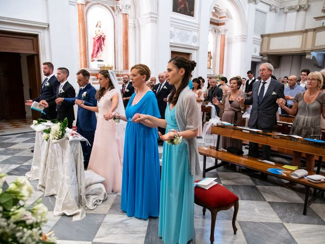 Il matrimonio di Samuele e Martina a Cadoneghe, Padova 25