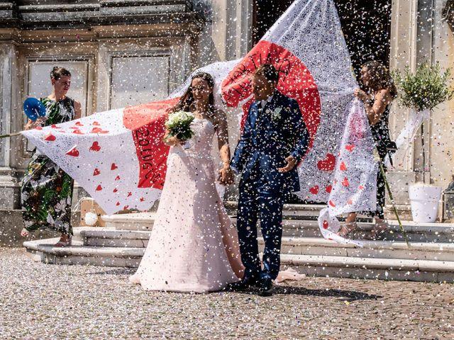 Il matrimonio di Samuele e Martina a Cadoneghe, Padova 28