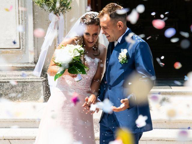 Le nozze di Martina e Samuele