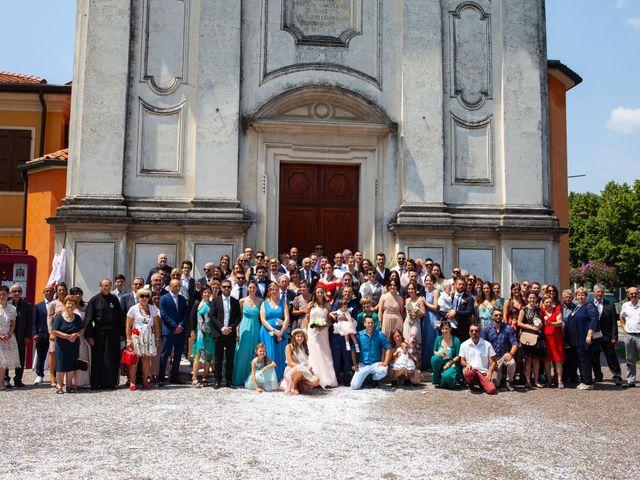 Il matrimonio di Samuele e Martina a Cadoneghe, Padova 29