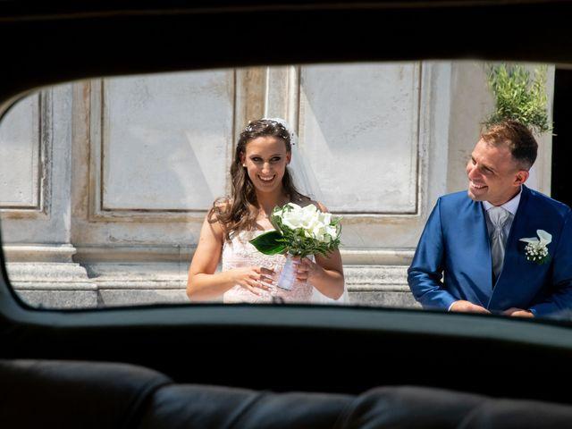 Il matrimonio di Samuele e Martina a Cadoneghe, Padova 30