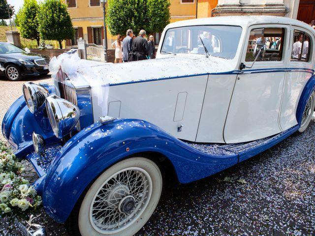 Il matrimonio di Samuele e Martina a Cadoneghe, Padova 31