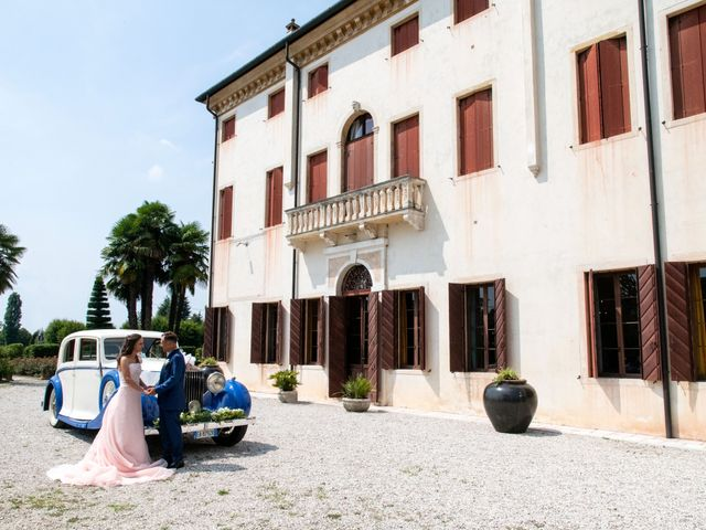Il matrimonio di Samuele e Martina a Cadoneghe, Padova 33