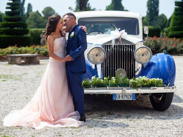 Il matrimonio di Samuele e Martina a Cadoneghe, Padova 34