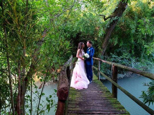 Il matrimonio di Samuele e Martina a Cadoneghe, Padova 41