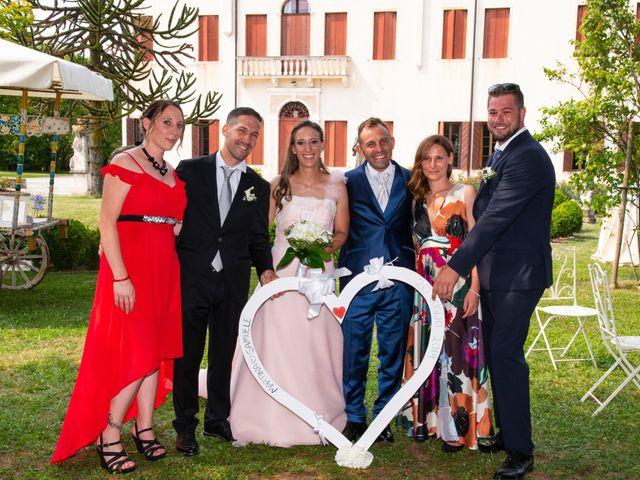 Il matrimonio di Samuele e Martina a Cadoneghe, Padova 45