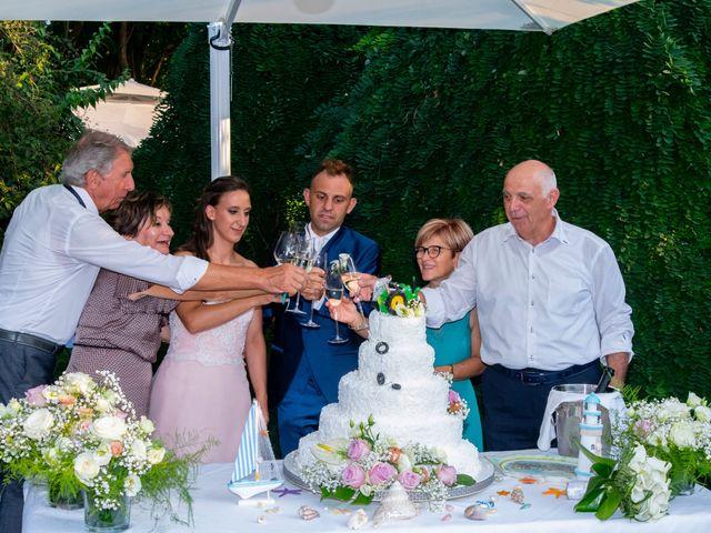 Il matrimonio di Samuele e Martina a Cadoneghe, Padova 50