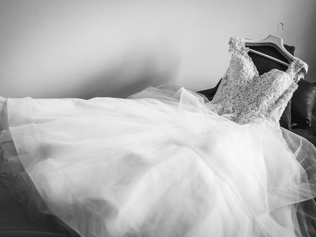 Il matrimonio di Federica e Simone a Trisobbio, Alessandria 8