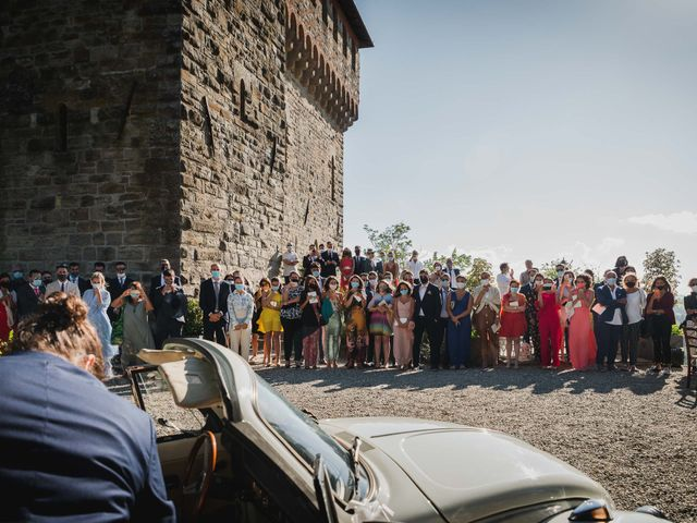 Il matrimonio di Federica e Simone a Trisobbio, Alessandria 17