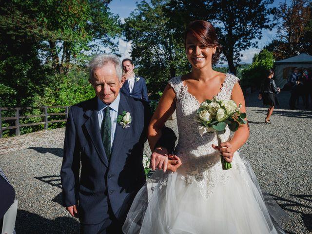 Il matrimonio di Federica e Simone a Trisobbio, Alessandria 18