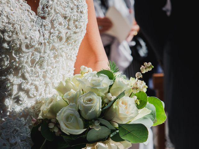 Il matrimonio di Federica e Simone a Trisobbio, Alessandria 19