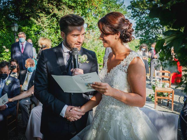 Il matrimonio di Federica e Simone a Trisobbio, Alessandria 21