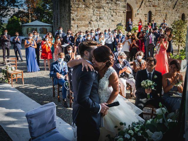 Il matrimonio di Federica e Simone a Trisobbio, Alessandria 22