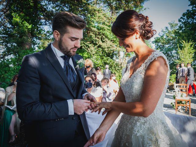Il matrimonio di Federica e Simone a Trisobbio, Alessandria 23