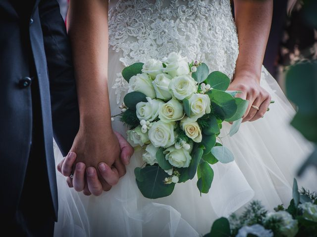 Il matrimonio di Federica e Simone a Trisobbio, Alessandria 25