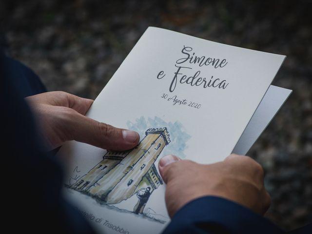 Il matrimonio di Federica e Simone a Trisobbio, Alessandria 26