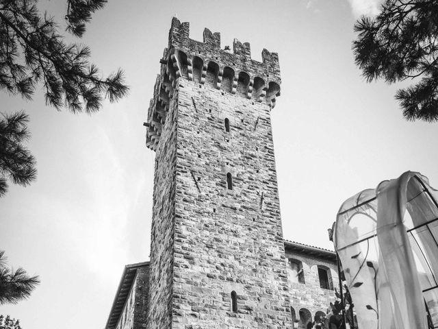 Il matrimonio di Federica e Simone a Trisobbio, Alessandria 28