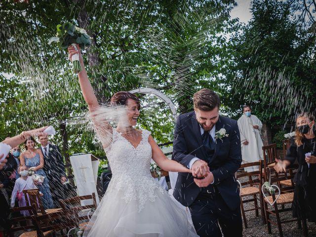 Il matrimonio di Federica e Simone a Trisobbio, Alessandria 29