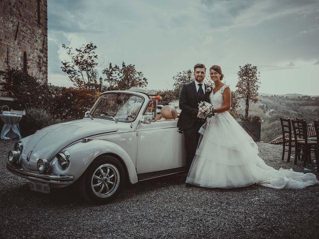 Il matrimonio di Federica e Simone a Trisobbio, Alessandria 32