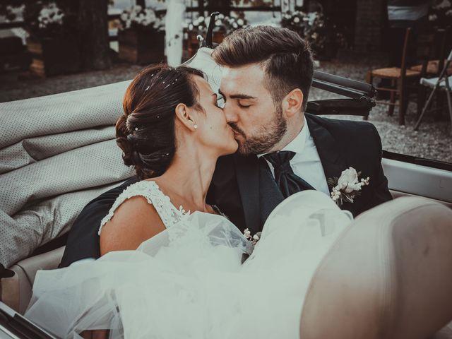 Il matrimonio di Federica e Simone a Trisobbio, Alessandria 33