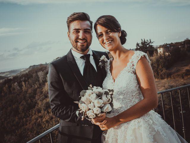 Il matrimonio di Federica e Simone a Trisobbio, Alessandria 34