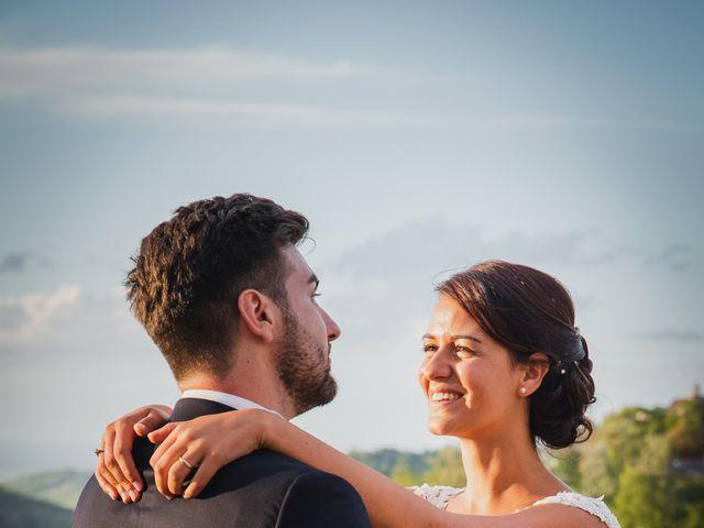 Il matrimonio di Federica e Simone a Trisobbio, Alessandria 35