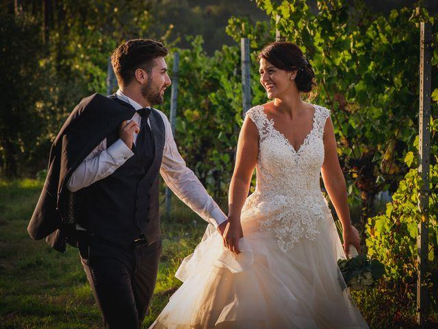 Le nozze di Simone e Federica