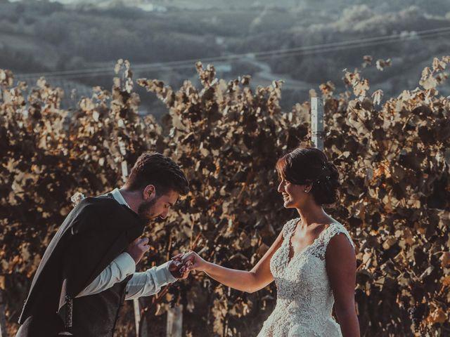 Il matrimonio di Federica e Simone a Trisobbio, Alessandria 41
