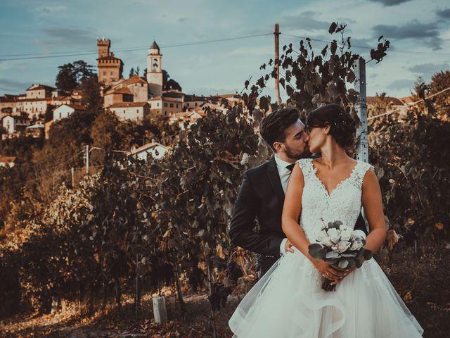 Il matrimonio di Federica e Simone a Trisobbio, Alessandria 42