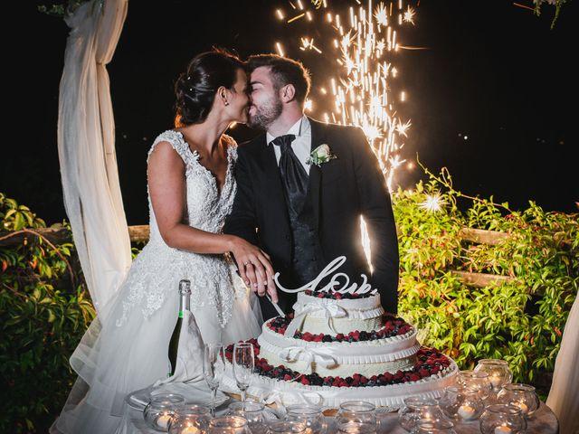 Il matrimonio di Federica e Simone a Trisobbio, Alessandria 54