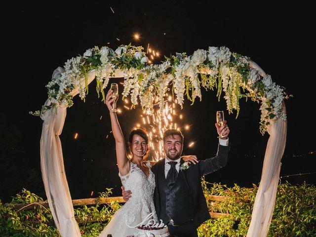 Il matrimonio di Federica e Simone a Trisobbio, Alessandria 58