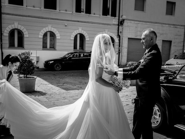 Il matrimonio di Antonia e Jacopo a Grosseto, Grosseto 21