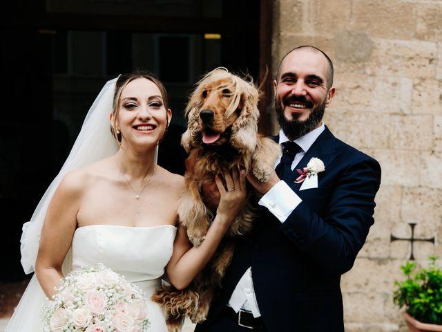 Il matrimonio di Antonia e Jacopo a Grosseto, Grosseto 32