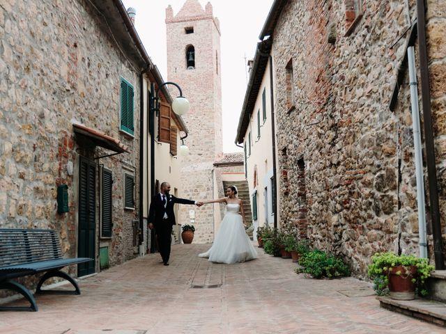 Il matrimonio di Antonia e Jacopo a Grosseto, Grosseto 42