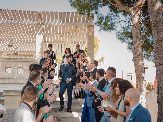 Il matrimonio di Cristiano e Cosmery a San Marzano di San Giuseppe, Taranto 9