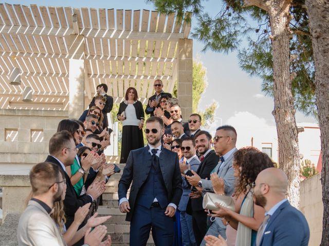 Il matrimonio di Cristiano e Cosmery a San Marzano di San Giuseppe, Taranto 10