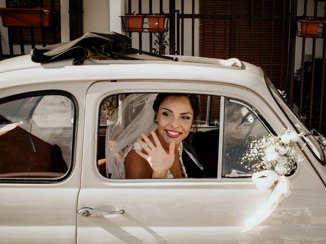 Il matrimonio di Cristiano e Cosmery a San Marzano di San Giuseppe, Taranto 21