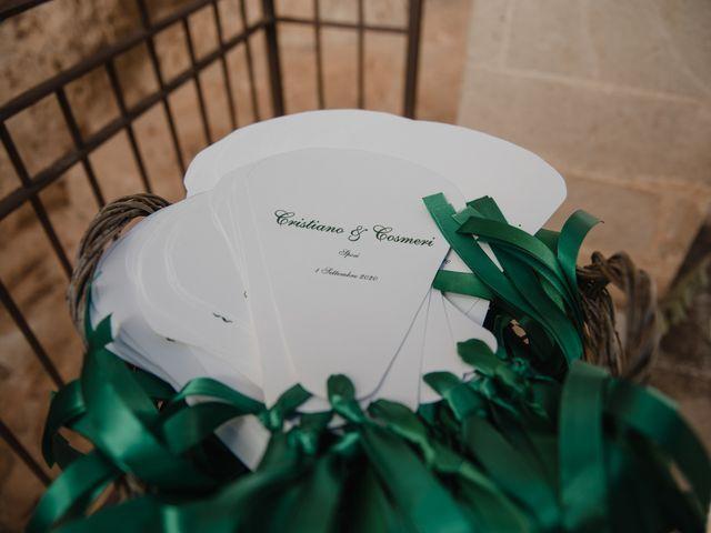 Il matrimonio di Cristiano e Cosmery a San Marzano di San Giuseppe, Taranto 28