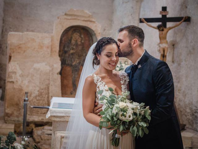 Il matrimonio di Cristiano e Cosmery a San Marzano di San Giuseppe, Taranto 33