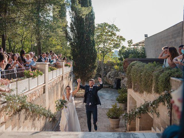Il matrimonio di Cristiano e Cosmery a San Marzano di San Giuseppe, Taranto 35
