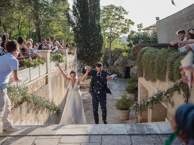 Il matrimonio di Cristiano e Cosmery a San Marzano di San Giuseppe, Taranto 36