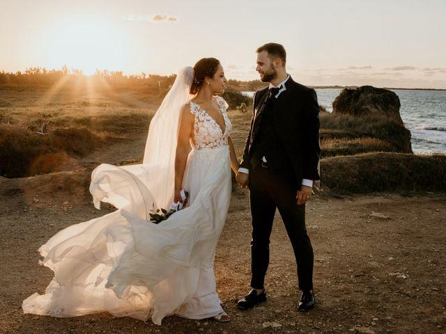 Il matrimonio di Cristiano e Cosmery a San Marzano di San Giuseppe, Taranto 40