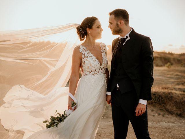 Il matrimonio di Cristiano e Cosmery a San Marzano di San Giuseppe, Taranto 44