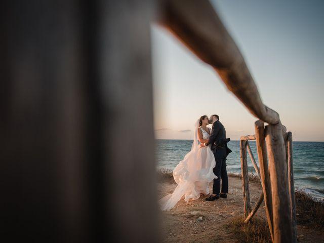 Il matrimonio di Cristiano e Cosmery a San Marzano di San Giuseppe, Taranto 49