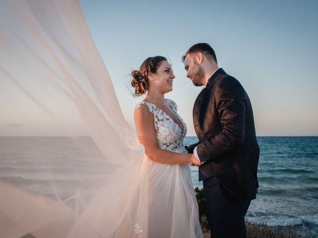 Il matrimonio di Cristiano e Cosmery a San Marzano di San Giuseppe, Taranto 51