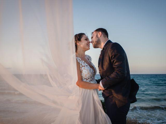 Il matrimonio di Cristiano e Cosmery a San Marzano di San Giuseppe, Taranto 52