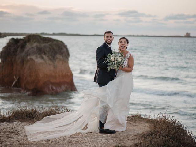 Il matrimonio di Cristiano e Cosmery a San Marzano di San Giuseppe, Taranto 59